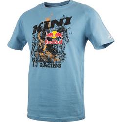 Kini Red Bull Underworld T-Shirt blau XL