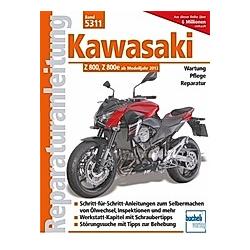 Kawasaki Z 800; . - Buch