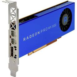 HP Grafikkarte AMD Radeon Pro WX 3100 4GB GDDR5-RAM