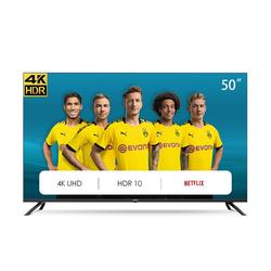 ChiQ U50H7L LED-Fernseher (50 Zoll, 4K Ultra HD, Smart-TV)