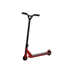 HOMCOM Scooter Tretroller für Kinder rot