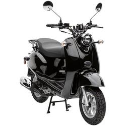 Nova Motors Motorroller Retro Star, 49 ccm, 45 km/h weiß