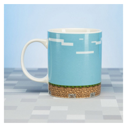 Minecraft Tasse Minecraft Becher Build a Level
