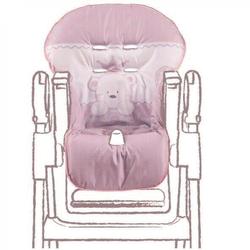 Italbaby PVC Baby Re Pink Hochstuhlbezug