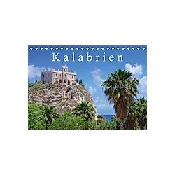 Kalabrien (Tischkalender 2021 DIN A5 quer)