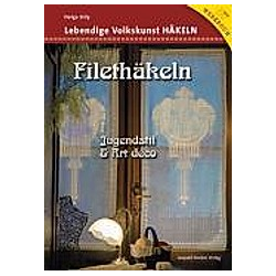 Filethäkeln. Helga Silly  - Buch
