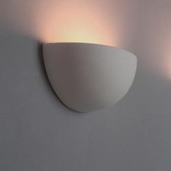 Keramik-Wandleuchte Kula