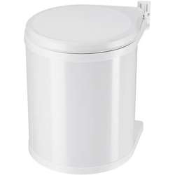 Einbaumülleimer COMPACT BOX M Weiß 15 l