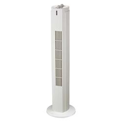 Heller Turmventilator FD 80 CD Tower-Ventilator weiß