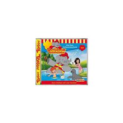 Kiddinx Hörspiel CD Benjamin Blümchen 117 - Die Zoo- Schwimmschule