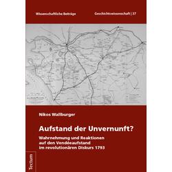 Aufstand der Unvernunft? als Buch von Nikos Wallburger