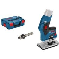 Bosch Oberfräse Akku-Kantenfräse GKF 12V-8 Professional solo, 18Volt
