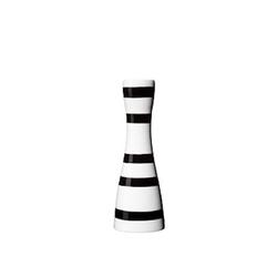 Kähler Omaggio Kerzenständer H16 schwarz (10090)