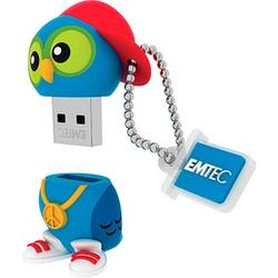 EMTEC USB-Stick Animalitos DJ Owl 16 GB