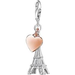 Thomas Sabo Eiffelturm mit Herz 0904-415-12 Charm Anhänger