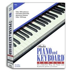 eMedia Klavier- und Keyboardschule für Einsteiger, Vol. 1