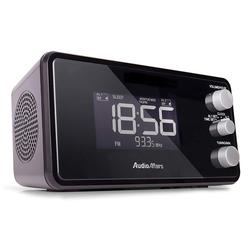 AudioAffairs Radiowecker Radiowecker (UKW/FM PLL, AudioAffairs Radiowecker - Schwarz)