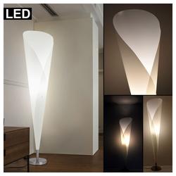 etc-shop Stehlampe, LED Standleuchte Standlampe Lampe Leuchte Licht Zimmer Leuchte Stehlampe