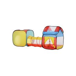 HOMCOM Spielzelt Pop-up Spielzelt für Kinder