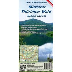 Mittlerer Thüringer Wald