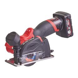 Milwaukee M12 FCOT-622X FUEL Cut Off Tool Kit 12V 1 x 2.0Ah & 1 x...