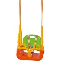 BabyGO Babyschaukel Doremi orange/grün