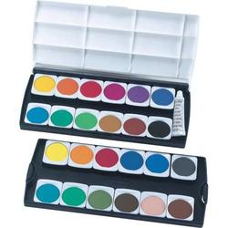 Deckfarbkasten 24 Farben