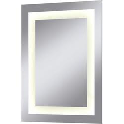 welltime Badspiegel Miami, LED-Spiegel, Badmöbel in Breite 45 cm