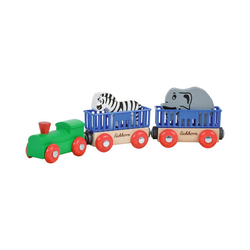 Eichhorn Spielzeug-Eisenbahn Bahn, Tierzug, 5-tlg.