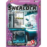 Abacusspiele Sherlock Das Labor 48196