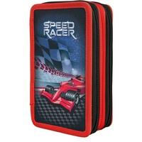 Scooli Tripledecker Schüleretui speed racer 30-tlg.