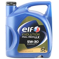Elf Evolution Fulltech LLX 5W30 5 Liter