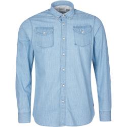 Barbour - Intl Indy Shirt Bluestone - Hemden - Größe: M