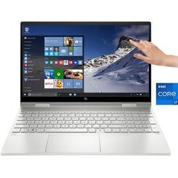 HP 15-ed1276ng Convertible Notebook (39,6 cm/15,6 Zoll, Intel Core i7, Iris© Xe Graphics, 512 GB SSD)