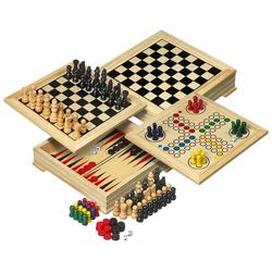 Philos Spielesammlung, Spielesammlung Holz Mini