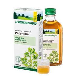 PETERSILIE Schoenenberger Heilpflanzensäfte 200 ml