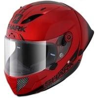 SHARK Race-R Pro GP Red/Carbon/Black