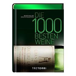 Die 1000 besten Weine - Buch