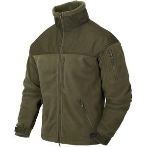 Helikon Tex Classic Army Jacket Fleece oliv Größe XL