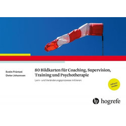 80 Bildkarten für Coaching Supervision Training und Psychotherapie