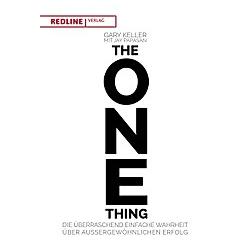 The One Thing. Gary Keller  Jay Papasan  - Buch