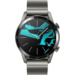 HUAWEI Watch GT 2 Elite Edition Smartwatch silber