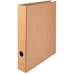 FALKEN PURE Ordner braun Karton 5,0 cm DIN A4