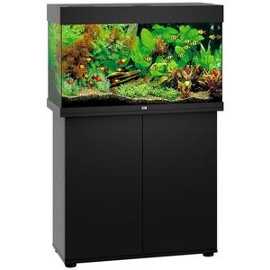 JUWEL AQUARIEN Aquarien-Set Rio 125 LED, BxTxH: 81x36x123 cm, 125 l, mit Unterschrank schwarz