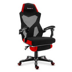 Sehr bequemer Gaming-Stuhl HZ-Combat 3.0 Red