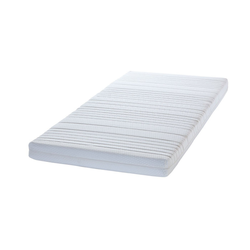 Kaltschaummatratze COMVITAL, GMD Living, 12 cm hoch, aus hochwertigem, punktelastischem PUR-Kaltschaum 80 cm x 200 cm x 12 cm