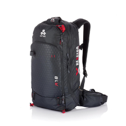 Arva - Airbag Reactor 18 Grey Red - Lawinenrucksäcke