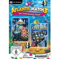 Atlantis Match 3 - Der Unterwasser Spaß (USK) (PC)