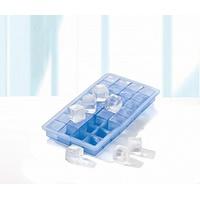 Lurch Eiswürfelbereiter Würfel 2x2 cm) Silikon,