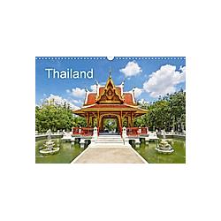 Thailand (Wall Calendar 2021 DIN A3 Landscape)